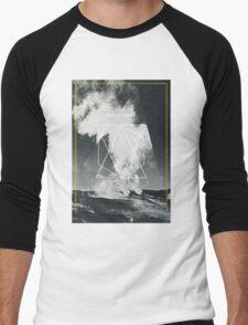 Black Dunes Men's Baseball ¾ T-Shirt