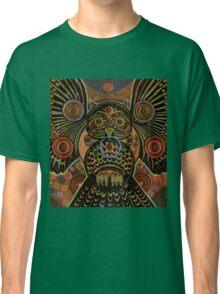 Big Bronze Owl Classic T-Shirt