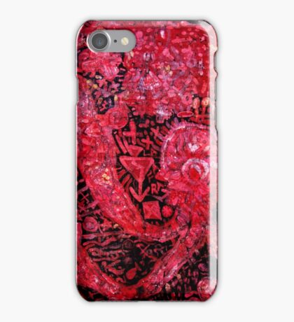 Illude 7 iPhone Case/Skin
