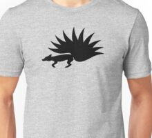 NARUTO: Nine-Tails Kurama Star Fox Logo - Black Unisex T-Shirt