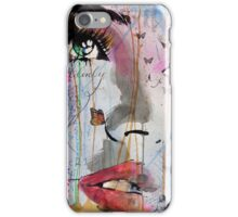 sudden meanings iPhone Case/Skin