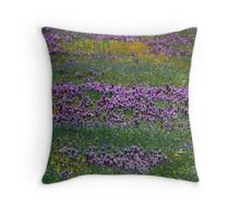 OWLS PAW MEADOW Throw Pillow