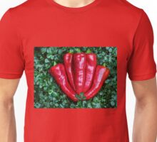Carmen Peppers On Potentilla Unisex T-Shirt