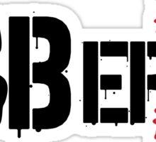 Liber8 - Continuum Sticker