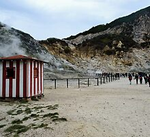 The Sulfuric Beach House by phoebster5