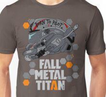 Fall Metal Titan Unisex T-Shirt