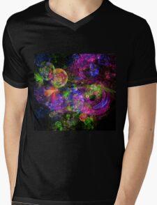 Beautiful Chaos Mens V-Neck T-Shirt