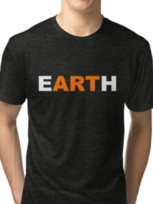 eARTh Tri-blend T-Shirt