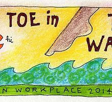 Put a Toe in the Water by humanworkplace