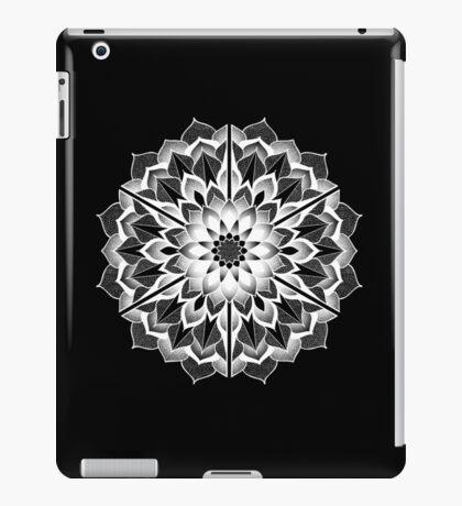 Mandala Hex Inv 1 iPad Case/Skin
