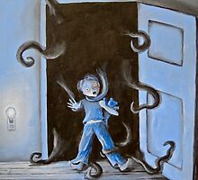 I Told You There Were Monsters In My Closet! by Hannah Aradia