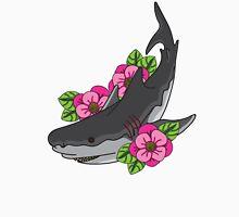 Flower Shark Unisex T-Shirt