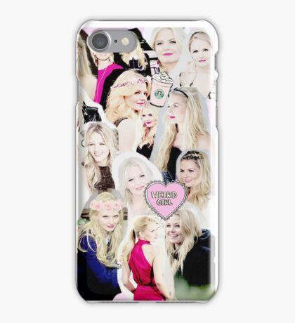 Jennifer Morrison Collage iPhone Case/Skin