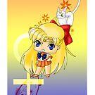 Chibi Sailor Venus by artwaste