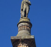 Scott Monument, George Square, Glasgow by MagsWilliamson