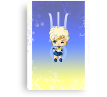Chibi Sailor Uranus Canvas Print