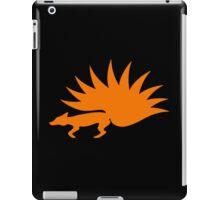 NARUTO: Nine-Tails Kurama Star Fox Logo - Orange iPad Case/Skin