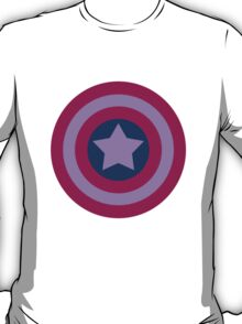 Captain America Pride (bisexual edition) T-Shirt