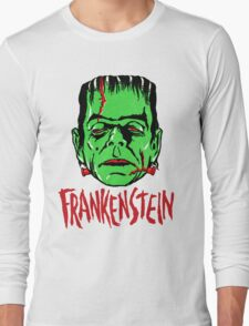 FRANKENSTEIN - Vintage 1960's Style! Long Sleeve T-Shirt