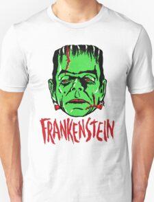 FRANKENSTEIN - Vintage 1960's Style! Unisex T-Shirt