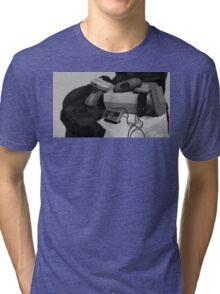 Still Life with Zapper Tri-blend T-Shirt