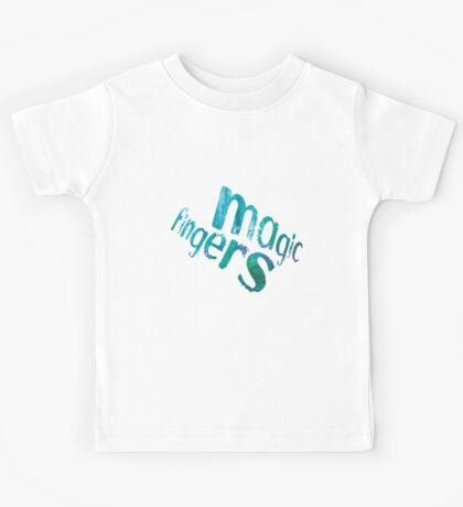 Magic Fingers Kids Tee