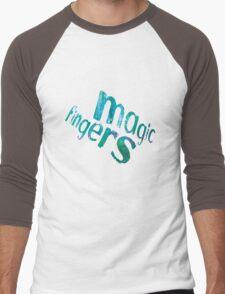 Magic Fingers Men's Baseball ¾ T-Shirt