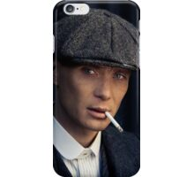 Cillian Murphy - Peaky Blinders - Tommy Shelby - Poster iPhone Case/Skin