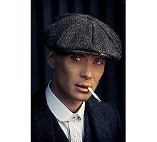 Cillian Murphy - Peaky Blinders - Tommy Shelby - Poster Photographic Print