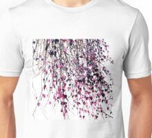 nature in pink Unisex T-Shirt