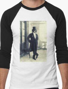 Distinguished Dog Men's Baseball ¾ T-Shirt