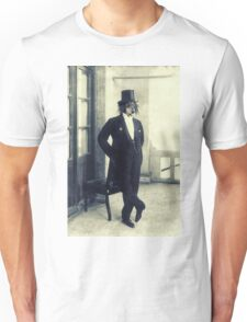 Distinguished Dog Unisex T-Shirt