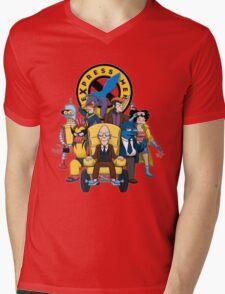 eXpress Men Futurama Mens V-Neck T-Shirt