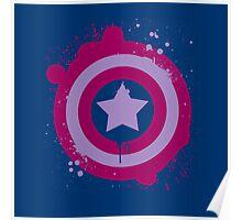 Captain America Pride (bisexual edition) v.2 Poster