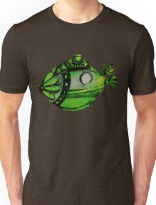 Submarine Lime Unisex T-Shirt
