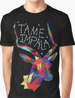 Tame Impala Deer Graphic T-Shirt