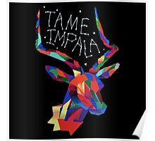 Tame Impala Deer Poster