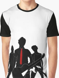Green Day Graphic T-Shirt