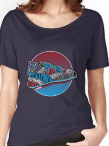 type shoe Women's Relaxed Fit T-Shirt