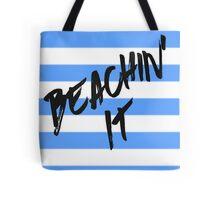 Beachin' It Tote Bag