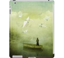 If Wishes Were Wings iPad Case/Skin