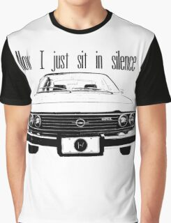 Car Radio Graphic T-Shirt
