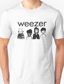 The Weezer Unisex T-Shirt