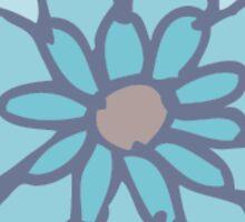 Flower sticker Sticker
