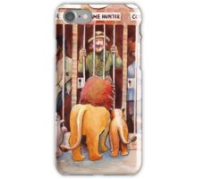 People I'd like to see locked up in a Zoo iPhone Case/Skin