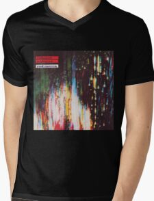 cabaret voltaire red mecca Mens V-Neck T-Shirt