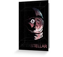 Interstellar Greeting Card