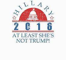 Hillary The Lesser Evil Unisex T-Shirt