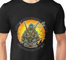 Meditating Leo  Unisex T-Shirt