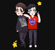 Dan & Phil NASA  Unisex T-Shirt